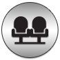 Comfortable Waiting Area icon