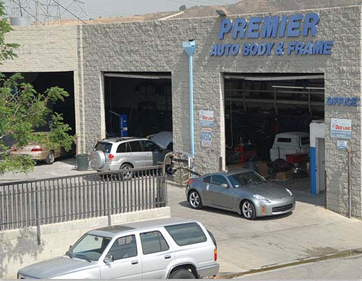 Premier Autobody & Frame  store front